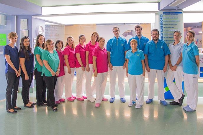EquipoClinicaLoscos2015