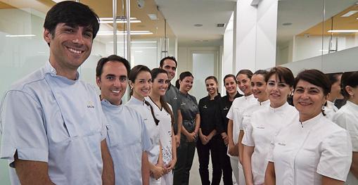 Clínica de Odontología Avanzada Gallego en Sevilla