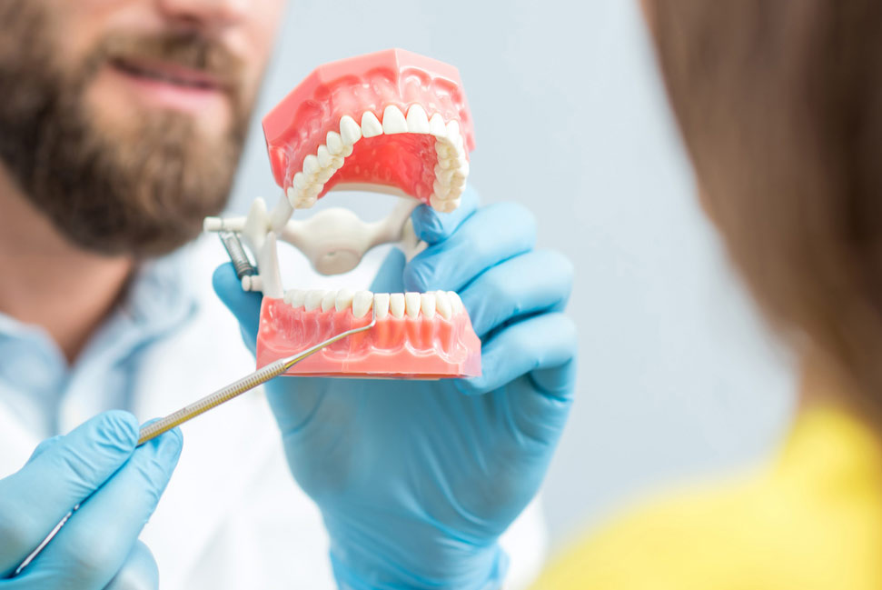 How to cure periodontal diseases
