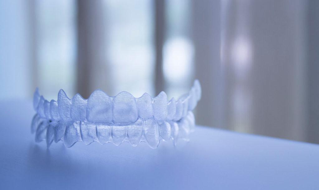 Férulas ortodoncia invisible
